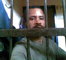 West Papuan prisoner