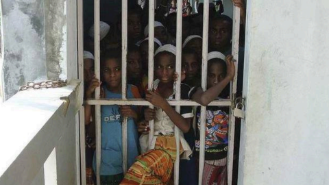 Kidnapped children from West Papua