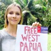 Photos from global day of action for West Papua photo 37