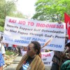 Photos from global day of action for West Papua photo 40
