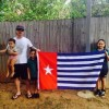 Photos from global day of action for West Papua photo 53