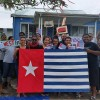 Photos from global day of action for West Papua photo 108