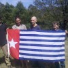 Photos from global day of action for West Papua photo 12