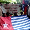 Photos from global day of action for West Papua photo 27
