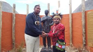Chief Benny Wenda & Chief Zwelivelile Mandela
