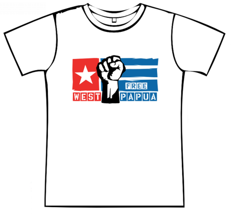 West Papua T-shirts