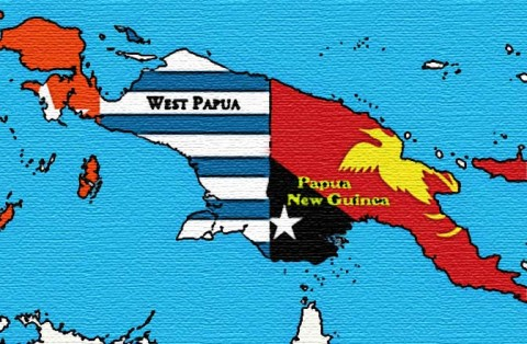 west_papua_new_guinea_flag_map_ak_rockefeller