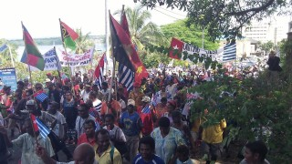 Melanesian Support Reaches Peak