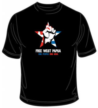 Free West Papua T-Shirt1