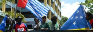 Free West Papua support from Solomon Islands, 2012 0