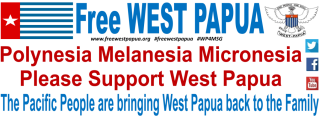 Pacific support West Papua