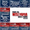 Hold a Free West Papua benefit gig or other music event photo 4