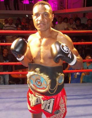 World Kickboxing Champion Rickson Yamo