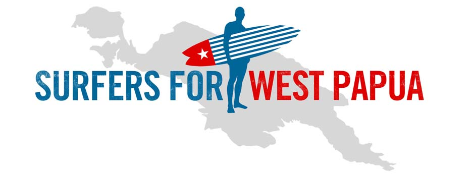 Surfers for West Papua