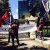 Photos from the Global Flag Raising for West Papua photo 130