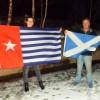 Photos from the Global Flag Raising for West Papua photo 98
