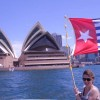 Photos from the Global Flag Raising for West Papua photo 183