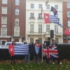 Photos from the Global Flag Raising for West Papua photo 115