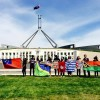 Photos from the Global Flag Raising for West Papua photo 99