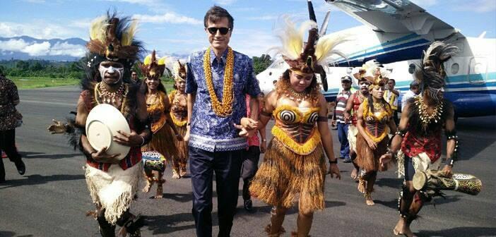 American Ambassador visits Manokwari