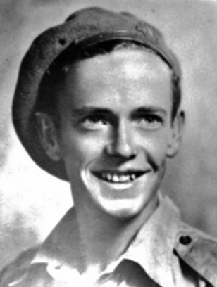 James Burrows wwii