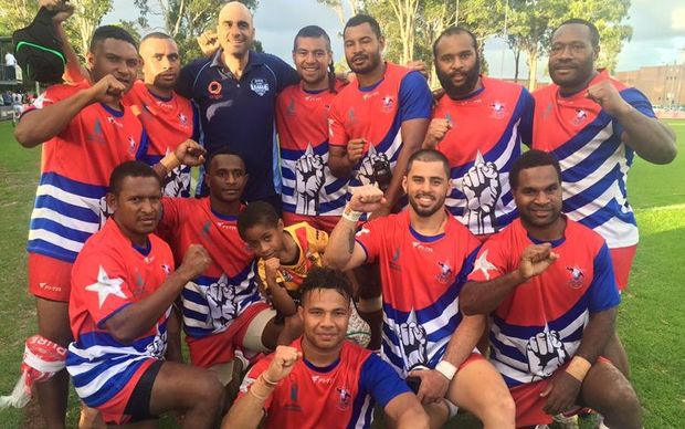 West Papua Warriors rugby league team