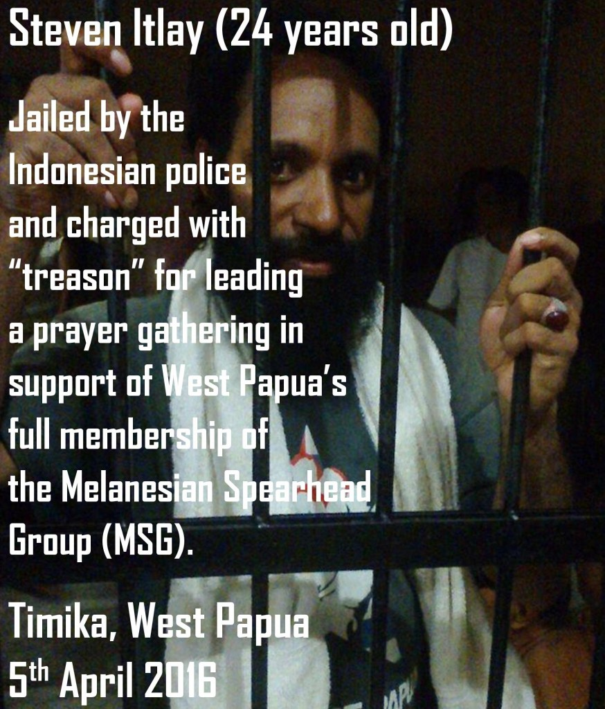 Steven Itlay, charged with treason and jailed for supporting ULMWP becoming full MSG member-page-001