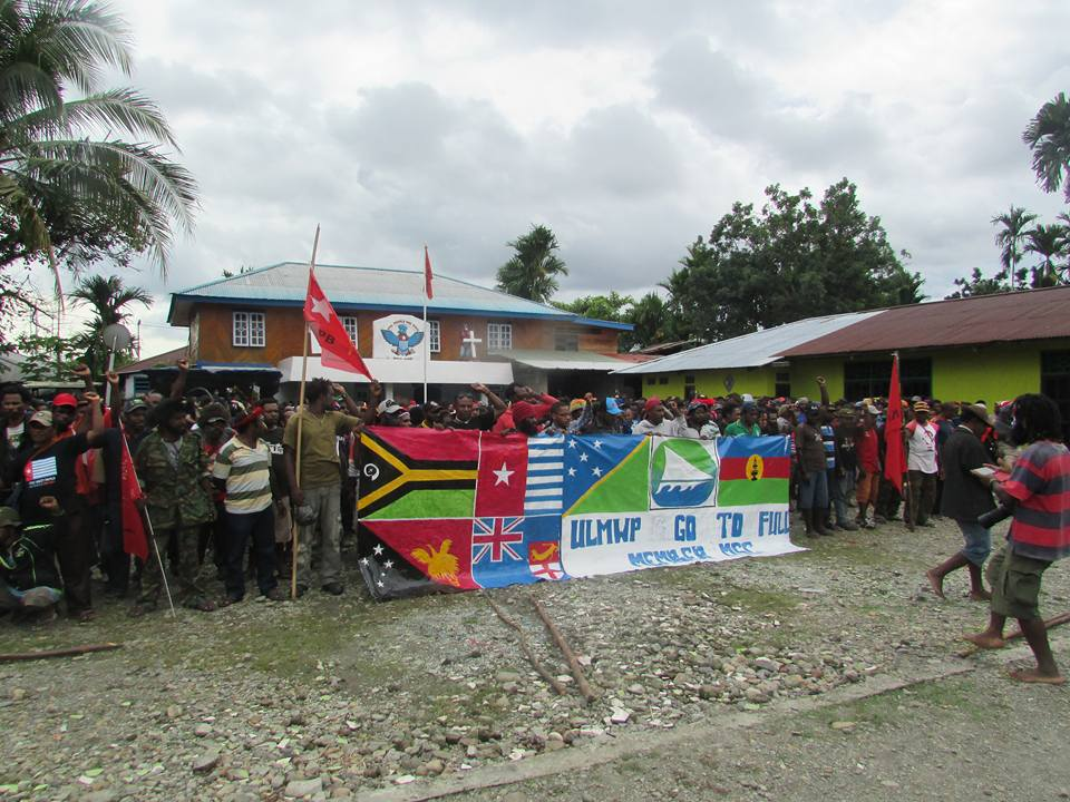 West Papua's (ULMWPs) full membership of the MSG