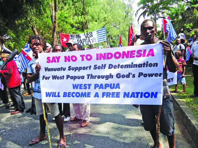 Melanesia MSG West Papua9