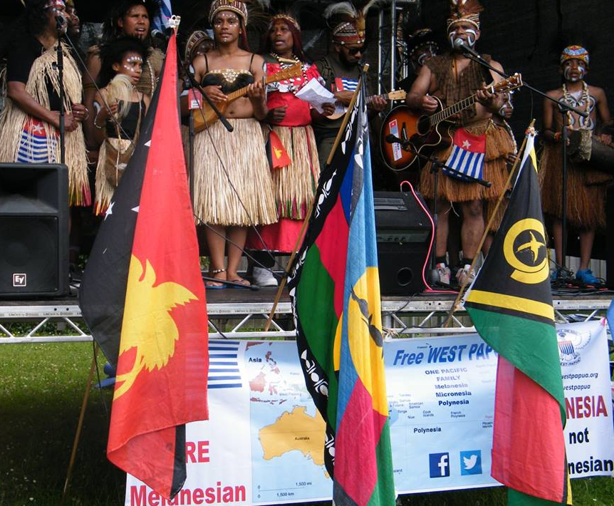 West Papua community cowley road carnival 20167676