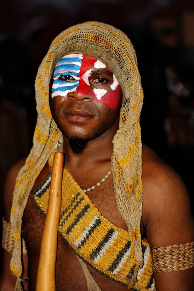 west-papuans-at-a-protest-painted-faces-april-2016-4