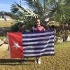 Photos from the Global Flag Raising for West Papua. 1st December 2016 photo 69