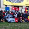 Photos from the Global Flag Raising for West Papua. 1st December 2016 photo 81