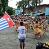 Photos from the Global Flag Raising for West Papua. 1st December 2016 photo 73