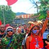 Photos from the Global Flag Raising for West Papua. 1st December 2016 photo 102