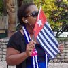 Photos and thanks after Global Flag Raising for West Papua! photo 48