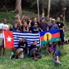Photos and thanks after Global Flag Raising for West Papua! photo 57